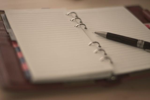 手帳をお探しの方、とりあえずDAISOに行ってみましょう!
