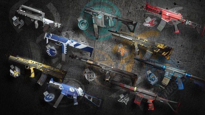 【R6S】プロチームスキンが登場!野良連合スキンも今後発売の可能性あり!【レインボーシックスシージ】